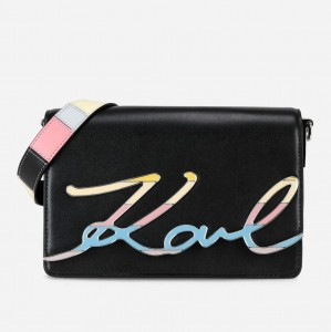 KARL LAGERFELD - TORBA Special Edition K/Signature black
