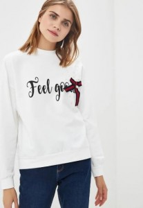 RINASCIMENTO - BLUZA FEEL GOOD WHITE